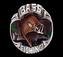 <º))))><     BASS FISHING IPAD CASE <º))))><     by ✿✿ Bonita ✿✿ ђєℓℓσ