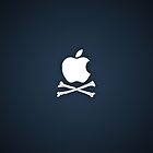 Apple logo hazard by BrandonDanis