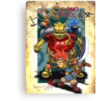 Chrono Tigger Canvas Print