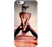 star wars girl iPhone Case/Skin