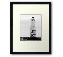 Frankfort Light Framed Print