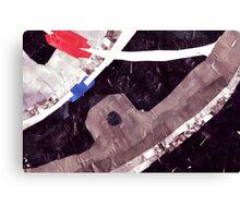 Spacial Mechanics v1 Canvas Print