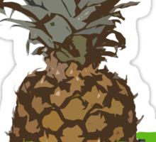 Psych Pineapple Sticker