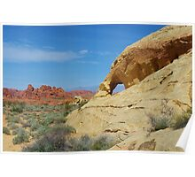 Valley of Fire, Nevada Poster