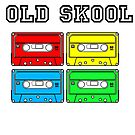 Old School by Lagunapaul