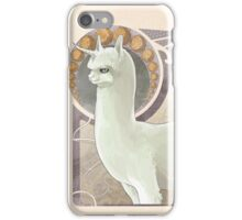 The Noble Alpacacorn iPhone Case/Skin