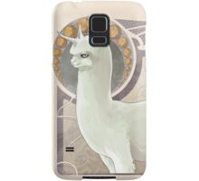 The Noble Alpacacorn Samsung Galaxy Case/Skin
