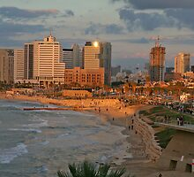 HA..!! The Light in Tel- Aviv - jaffa by Nira Dabush