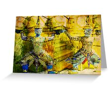 The Grand Palace Greeting Card