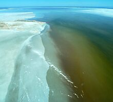 Lake Eyre .2 by Christina Backus