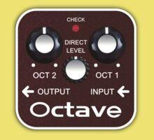 Octave Effect Pedal Kids Clothes