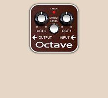 Octave Effect Pedal Unisex T-Shirt