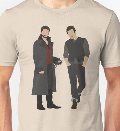 Captain Fire Unisex T-Shirt