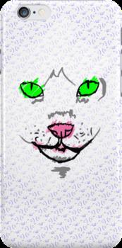 CAT CASE 001 by John King III