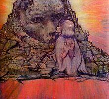 I am Mountain by MardiGCalero