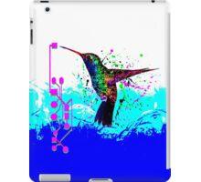 hummingbird Program iPad Case/Skin
