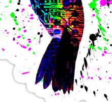 hummingbird Program Sticker