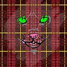 CAT CASE 002 by John King III
