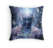 Silence Seekers, 2013 Throw Pillow