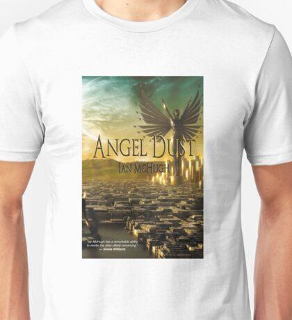Book cover - Angel Dust by Ian McHugh Unisex T-Shirt