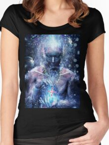 Silence Seekers, 2013 Women's Fitted Scoop T-Shirt