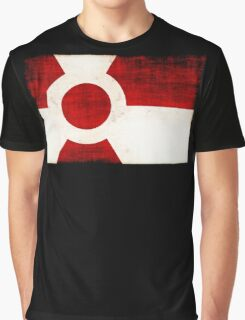 Land of the Rising Radiation T-Shirt Graphic T-Shirt