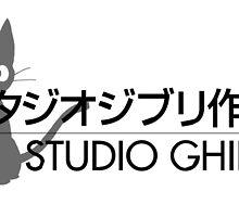 Studio Ghibli by sylnae