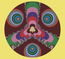 Psychedelic Eyes Kids Clothes