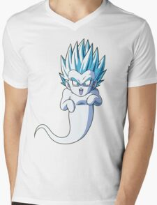 Gotenks Kamikaze Ghost Mens V-Neck T-Shirt