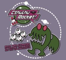 Cthulhu Rocket by Olipop