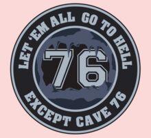 Cave 76 Baby Tee