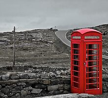 Red Phone Box.  by Ross Hutton
