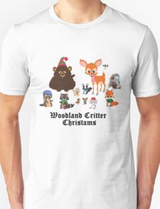 Woodland Critter Christmas (South Park) 2.0 Unisex T-Shirt