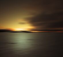 WINTER SUNSET by leonie7