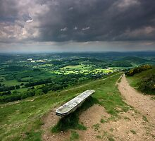 Malvern Hills: How Green is my Shire by Angie Latham