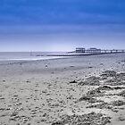 Winter beach by simon17