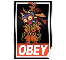 Majora's Mask [ Obey ]  Poster