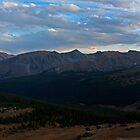 Rocky Mountain Panorama by Daniel Owens