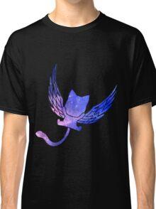 Galaxy Fairy Tail Happy Design Classic T-Shirt