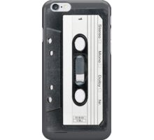 Cassette iPhone Case/Skin