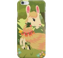 Cute Lama  :) iPhone Case/Skin
