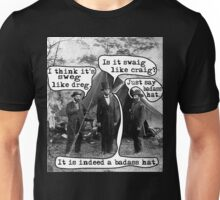 Swag! Lincoln's Bad Ass Hat Unisex T-Shirt