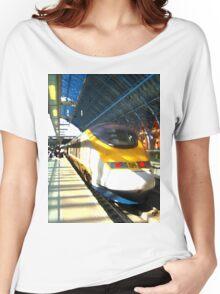 Eurostar Train Women's Relaxed Fit T-Shirt