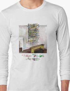 Eyedea (by the throat) Long Sleeve T-Shirt