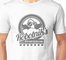Robotnik's Auto Body & Collision Unisex T-Shirt