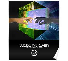 Subjective Reality Poster