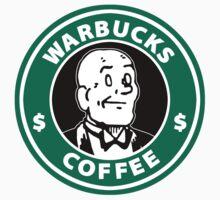 Warbucks Coffee Kids Tee
