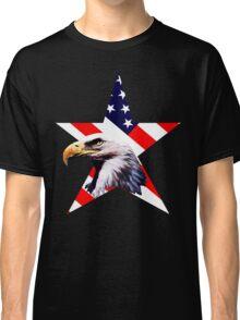 american star the Bald eagle Classic T-Shirt
