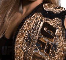 Ronda Rousey Forever Sticker