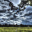 English Landscape by Max Kalinowicz